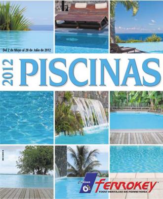 Portada Piscinas 2012