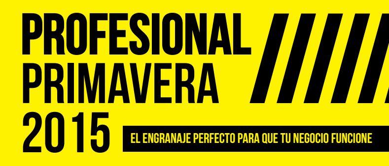 Portada Profesional Primavera 2015