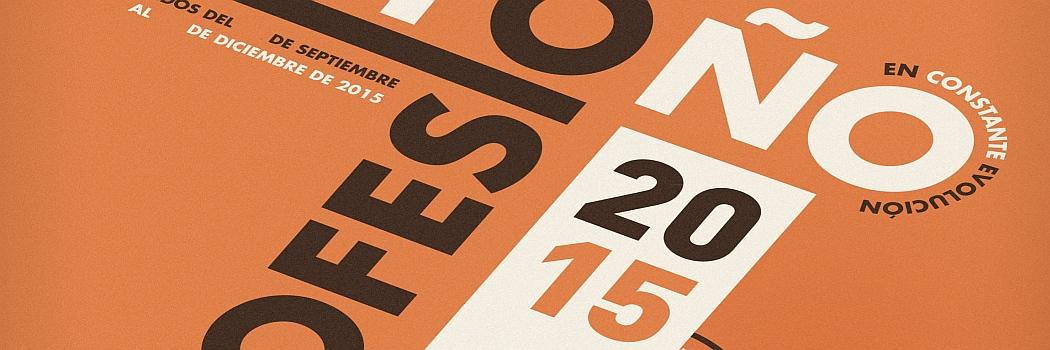 Nuevo folleto profesional otoño 2015: En constante evolución